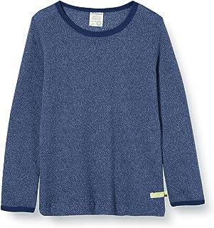 loud + proud Shirt Melange Strick Camiseta Unisex niños