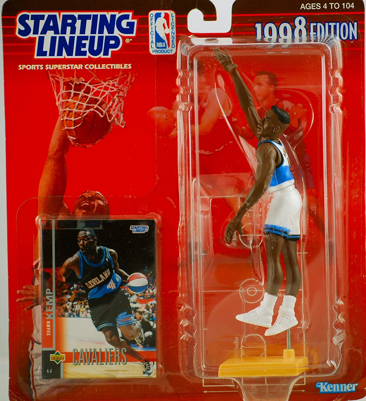 1998 NBA Starting Lineup  Shawn Kemp  Cleveland Cavaliers