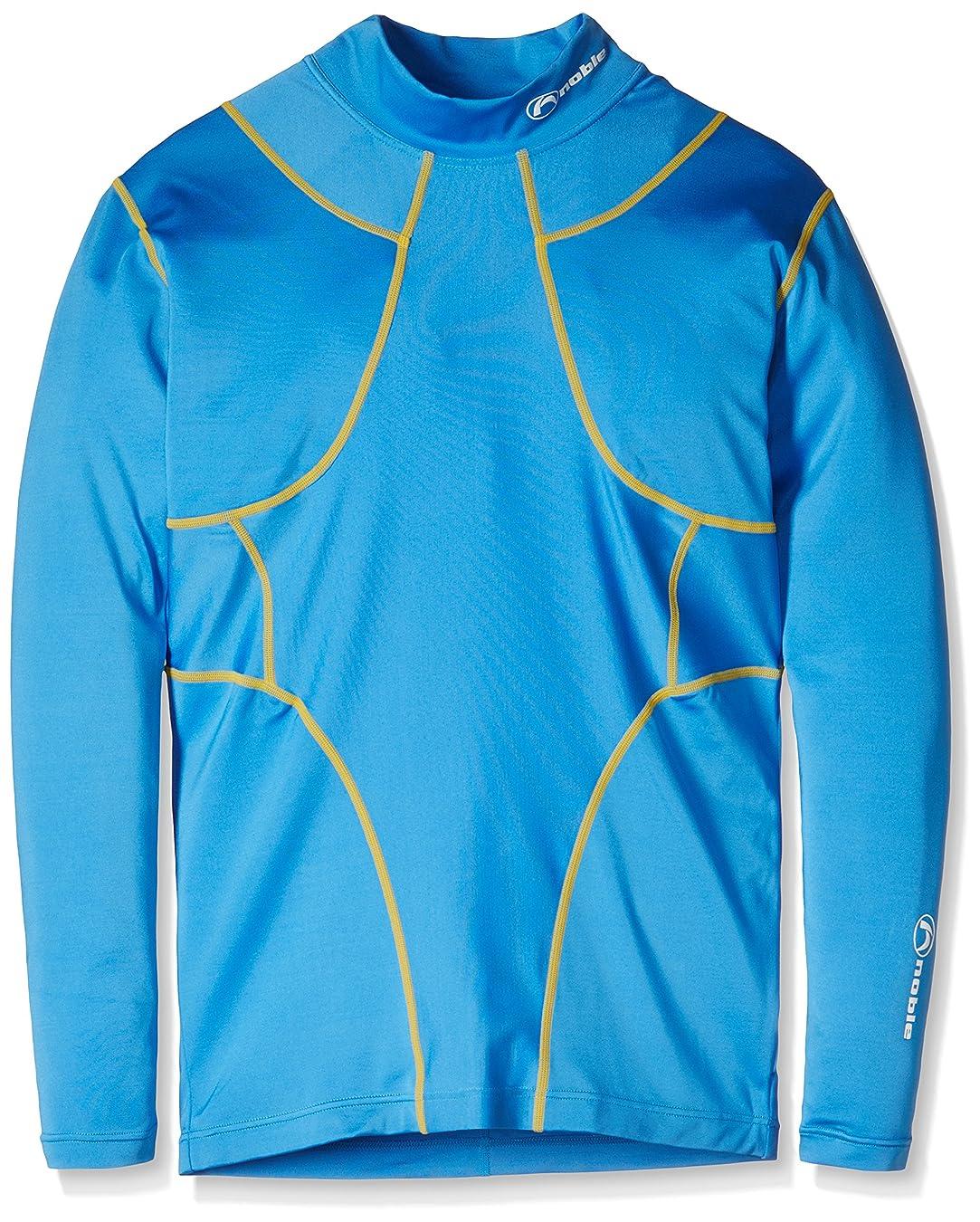 チャレンジご近所魅力的[ノーブル] オールインワンロングスリーブYS(レディース) ブルー 400661