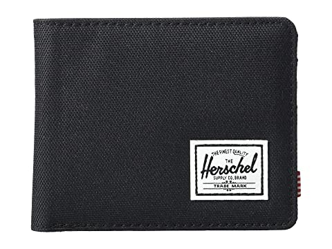 RFID Roy Supply Herschel Co negro raxtwaq