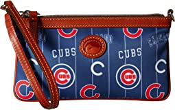 MLB Large Slim Wristlet