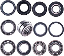 East Lake Axle Rear differential bearing & seal kit compatible with Honda TRX 350 400 Rancher 2001 2002-07