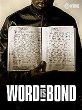 Best word is bond documentary Reviews