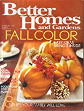 Better Homes and Gardens, October 2003 (Volume 81)