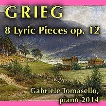 Grieg Lyric Pieces Op. 12