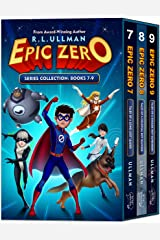 Epic Zero: Books 7-9 (Epic Zero Collection Book 3) Kindle Edition