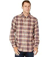 BugsAway® Redding Midweight Flannel Long Sleeve Shirt