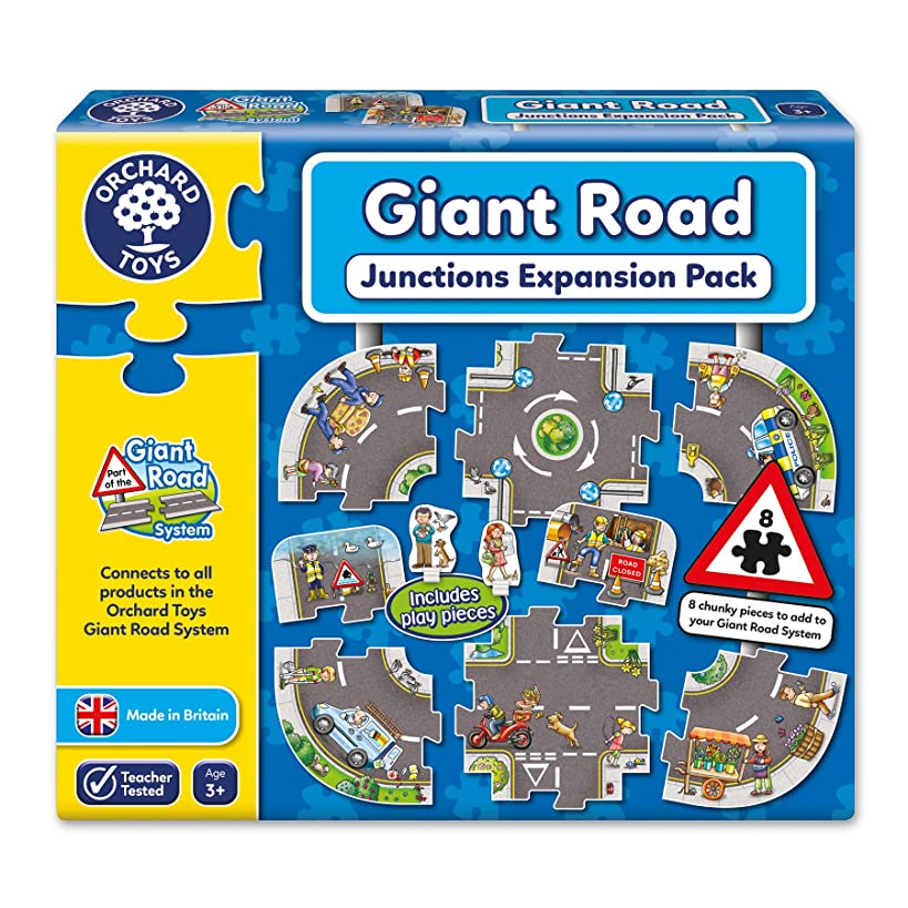 Orchard Toys Junctions Expansion Pack Puzzle