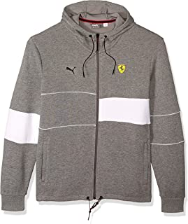 Men's Scuderia Ferrari Hooded Jacket