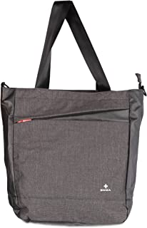 "Swiza Iris 12L 13"" Women Laptop Tote (Anthracite Grey)"