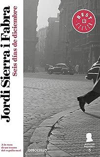 Seis días de diciembre / Six Days in December (Inspector Mascarell) (Spanish Edition)