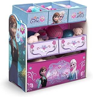 mejores contenedores de juguete para niña