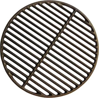 PanHy Cast Iron Dual Side Grid Cooking Grate 15