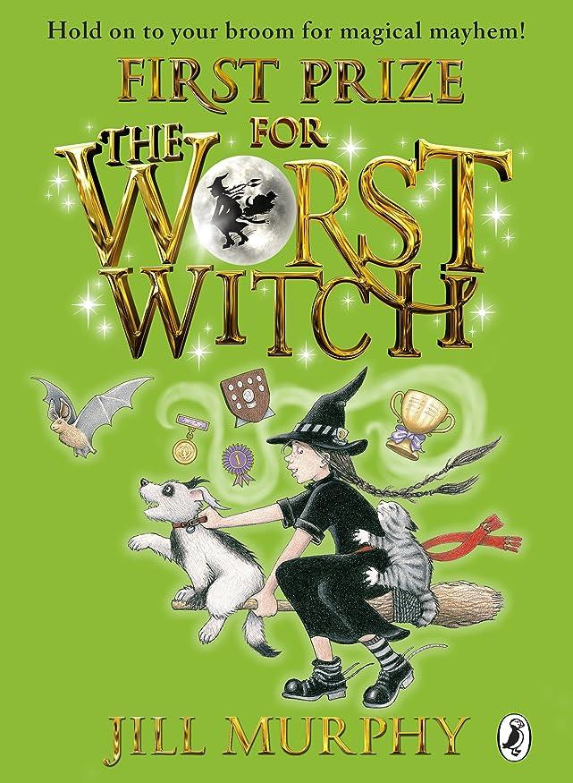 安息法律部門First Prize for the Worst Witch (English Edition)