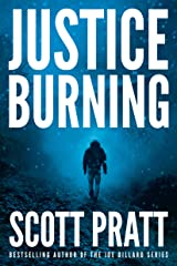 Justice Burning (Darren Street Book 2) Kindle Edition