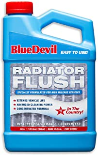 blue devil flush