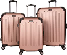 Best kenneth cole reaction expandable hardside spinner luggage set Reviews