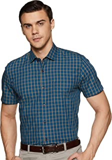 c03f19e0 Half Sleeve Men's Shirts: Buy Half Sleeve Men's Shirts online at ...