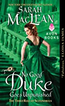 No Good Duke Goes Unpunished: The Third Rule of Scoundrels (Rules of Scoundrels Book 3)