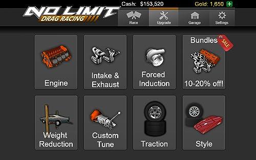『No Limit Drag Racing』の5枚目の画像