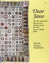 dear jane quilt instructions