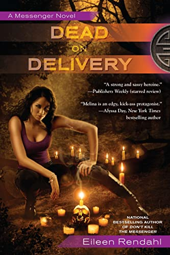 Books By Eileen Rendahl_dead On Delivery A Messenger Novel Book ...
