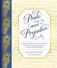 Pride and Prejudice: The Complete Novel, with Nineteen Letters from the Characters' Correspondence, Written and Folded by Hand PDF