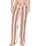 Tory Burch Swimwear - Kellen Printed Beach Pants Cover-Up