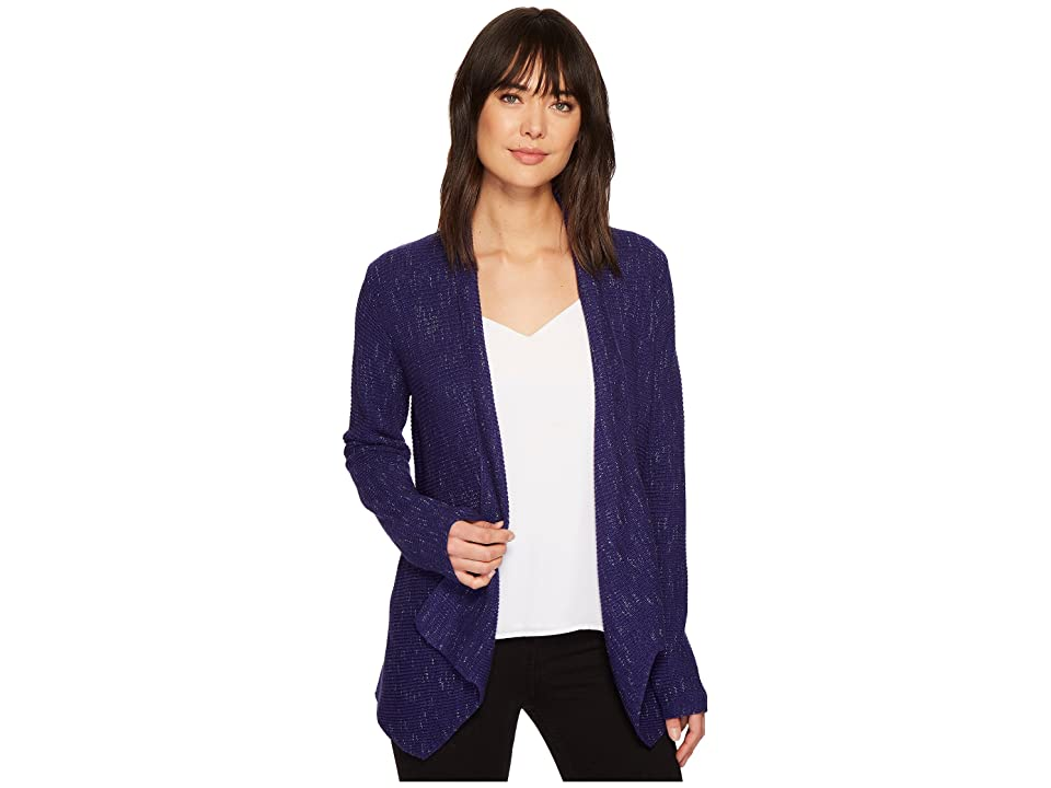 NIC+ZOE Pixel Pop Cardy (Electric Blue) Women