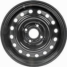 Dorman 939-112 Steel Wheel (16x6.5in.) for Select Nissan Models, Black