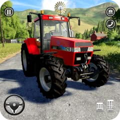 Tractor trolley is available for you to drive delivery of different cargo on the tractor trolley offroad tractor trolley driving on mud roads Amazing controls to grow and cultivate crops like wheat, barley, canola etc Awesome button and steering cont...