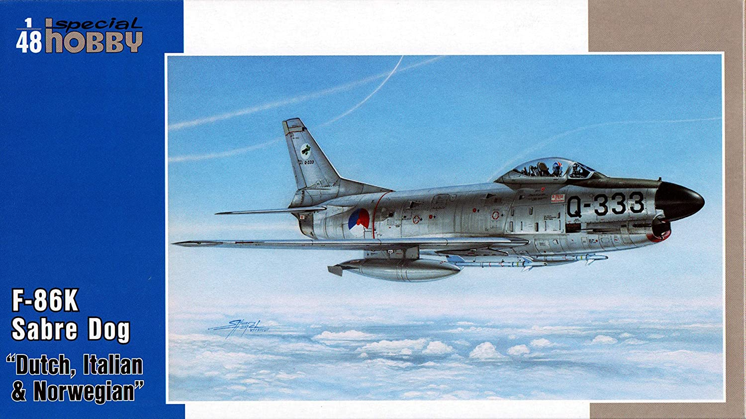 Special Hobby (SPEOK) F-86K Sabre 'NATO All Weather Fighter'