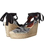 Missoni - Ribbon Wedge Espadrille