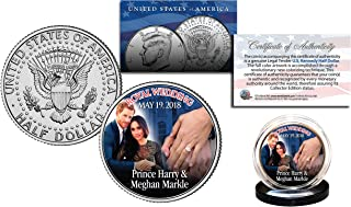 royal wedding coin 2018