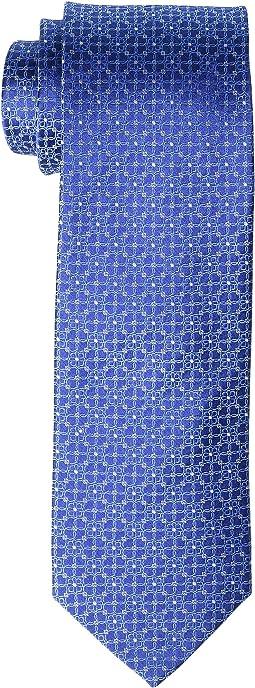 Floral Medallion Tie