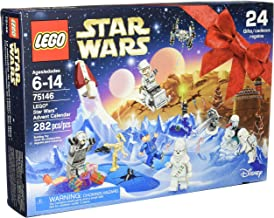 LEGO Star Wars 75146 Advent Calendar Building Kit One Size Multi-colored