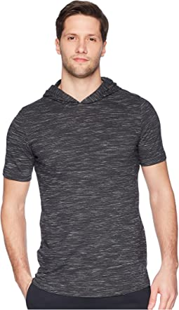 Under Armour - Sportstyle Core Short Sleeve Hoodie
