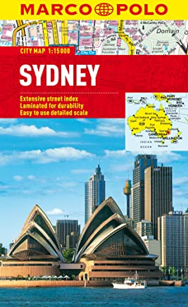 Sydney Marco Polo City Map
