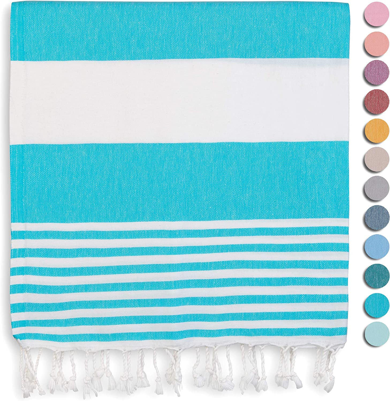 Max New sales 79% OFF RumiShams Turkish Beach Towels %100 Boho Cotton