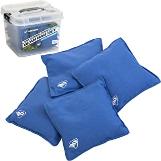 Triumph Canvas Cornhole Bags – 4 Bags Included, Size 6