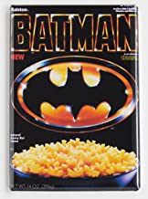 Batman Cereal Box Fridge Magnet (2.5 x 3.5 inches)