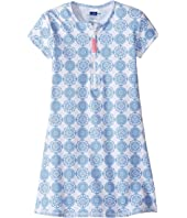 Toobydoo - Delft Rashguard Dress (Infant/Toddler/Little Kids/Big Kids)