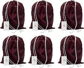 Homestrap 6 Piece Parachute, Shoe Bag Without Window - (Maroon)