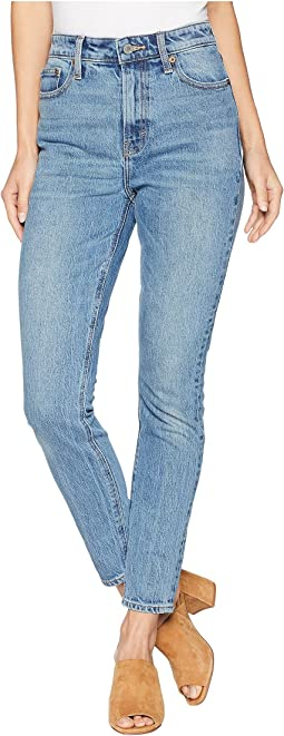 Bridgette High-Rise Skinny Jeans in Louis