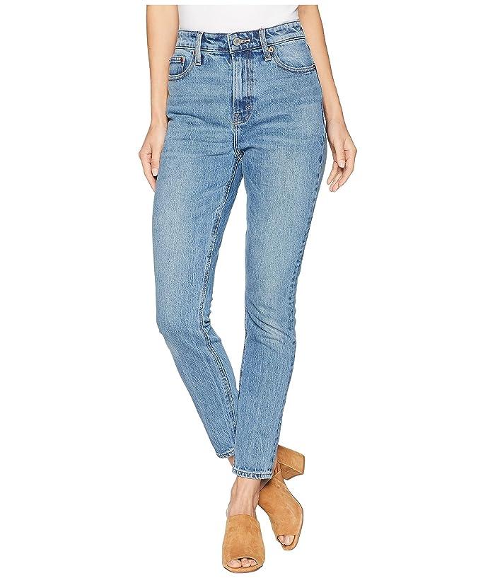 Lucky Brand  Bridgette High-Rise Skinny Jeans in Louis (Louis) Womens Jeans