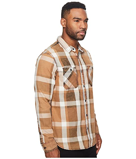 Levi's® Sleeve Woven Long Dumas Shirt BrBx1TaRZ