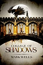 College of Shadows (Cambridge Gothic Book 1)