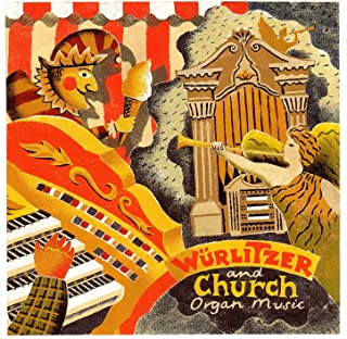 wurlitzer church organ