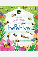 Peep Inside a Beehive Board book