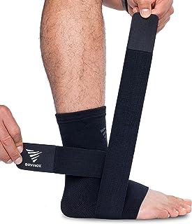 OXENSPORT Sprunggelenk Bandage Set & Einzeln, Bandage Fußgelenk zur Stabilisierung..